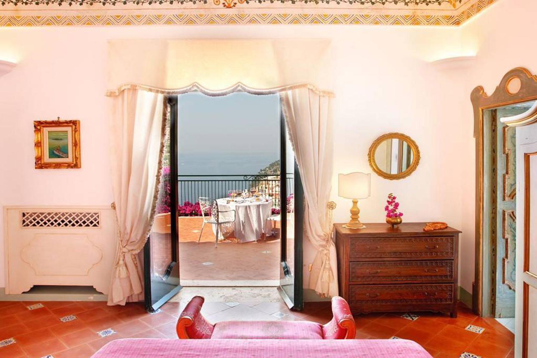 Herrliche Residenz mit Blcik auf Positano - 15