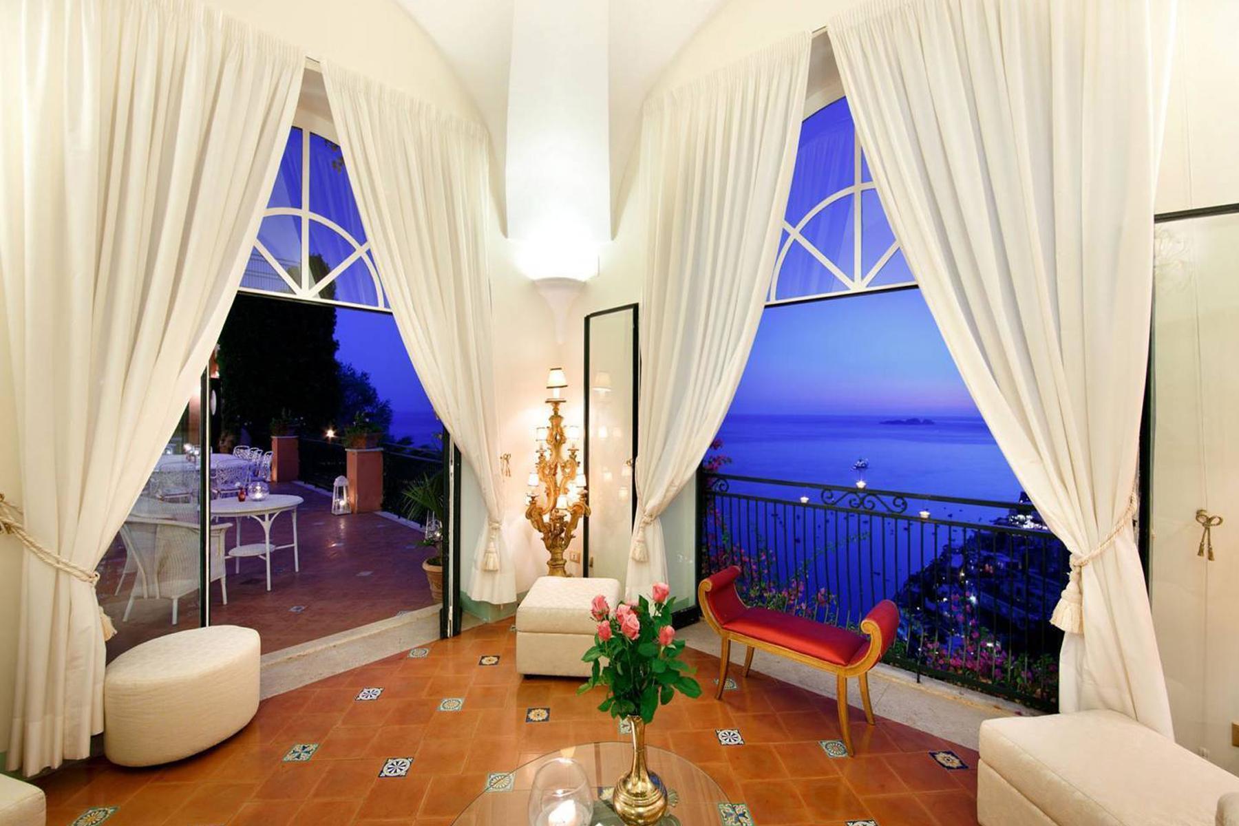 Herrliche Residenz mit Blcik auf Positano - 13