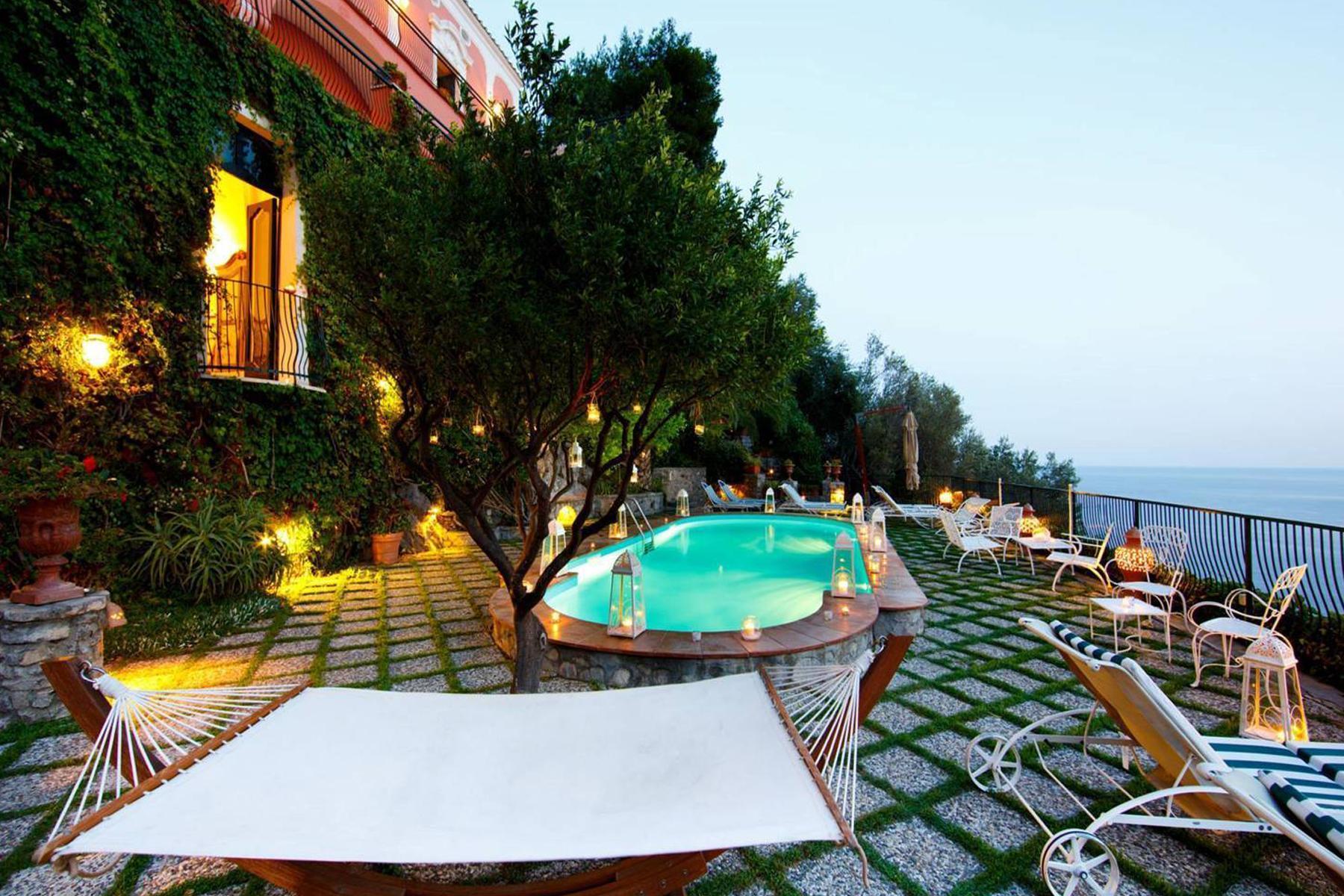 Herrliche Residenz mit Blcik auf Positano - 11