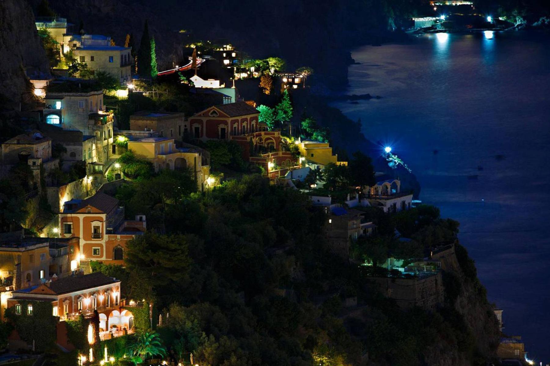 Herrliche Residenz mit Blcik auf Positano - 31