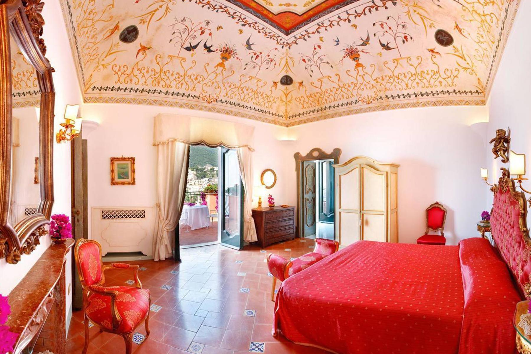 Herrliche Residenz mit Blcik auf Positano - 16