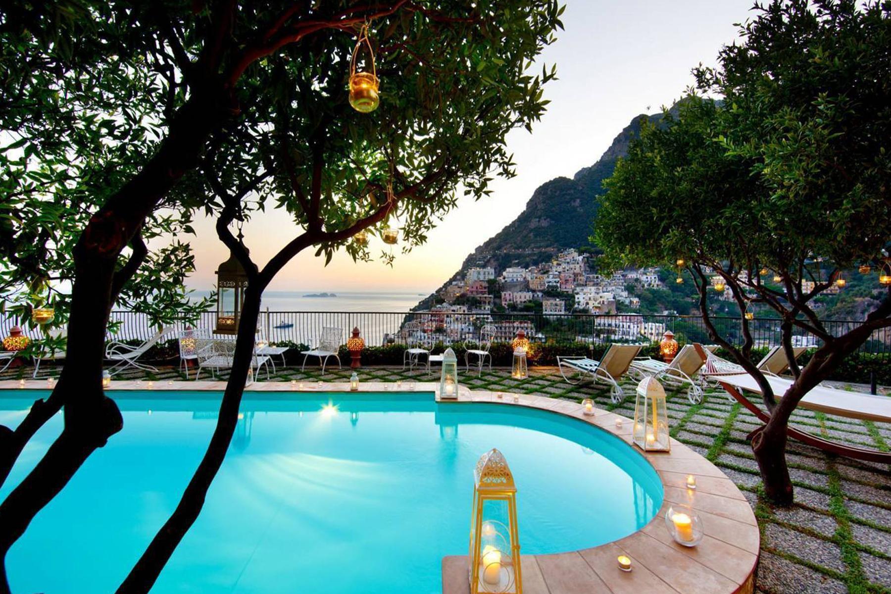 Herrliche Residenz mit Blcik auf Positano - 19