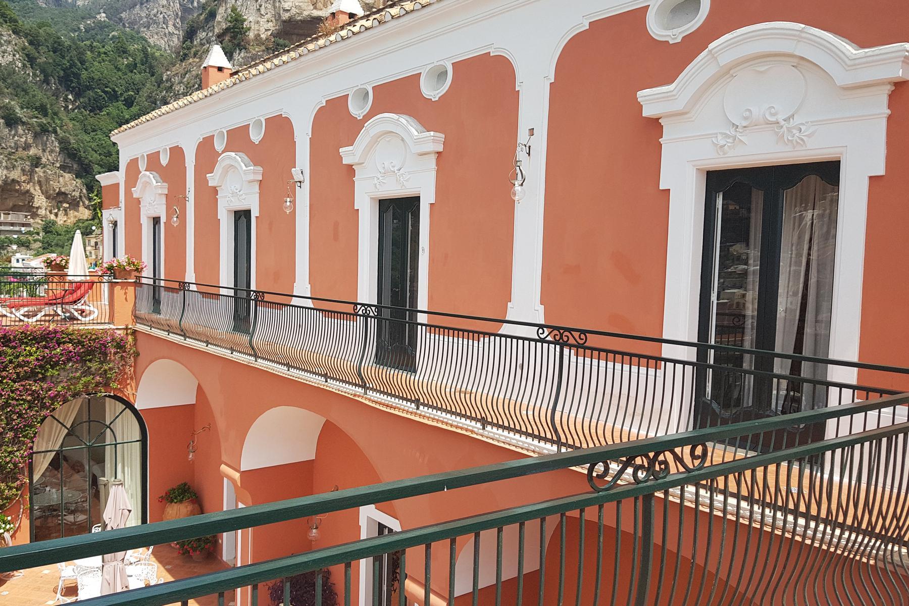 Herrliche Residenz mit Blcik auf Positano - 20