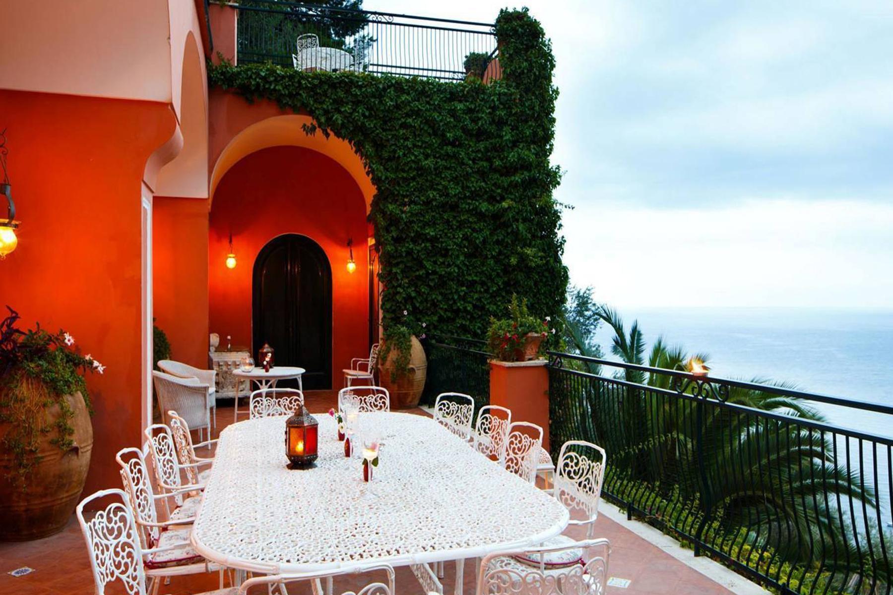 Herrliche Residenz mit Blcik auf Positano - 26