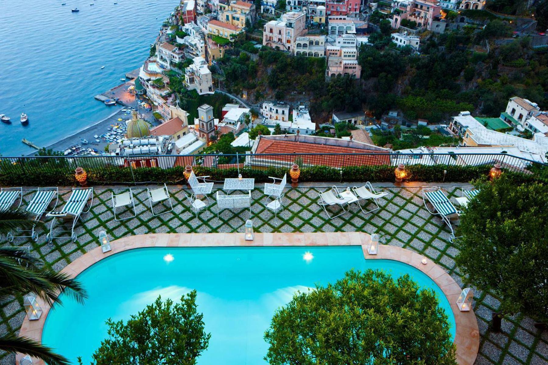 Herrliche Residenz mit Blcik auf Positano - 27