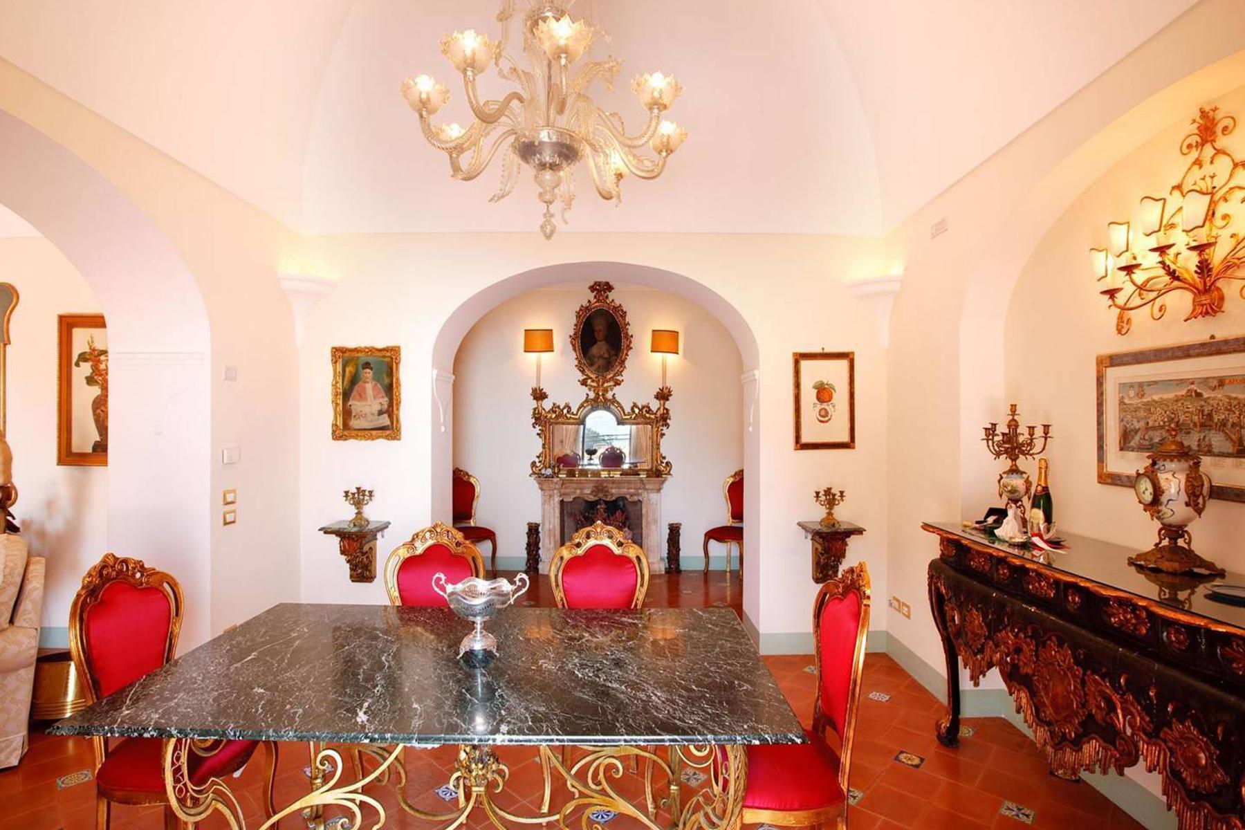 Herrliche Residenz mit Blcik auf Positano - 10