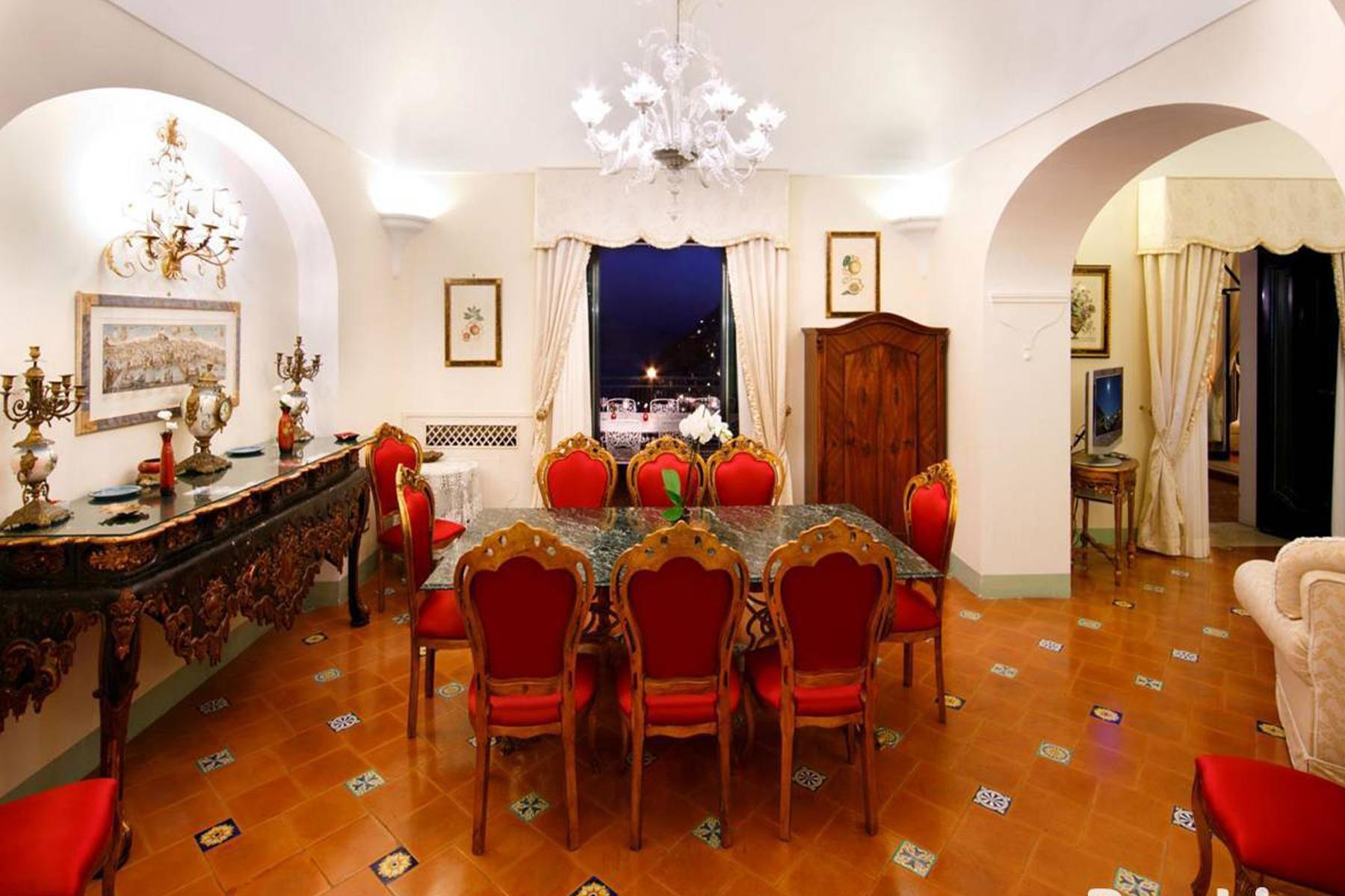Herrliche Residenz mit Blcik auf Positano - 28