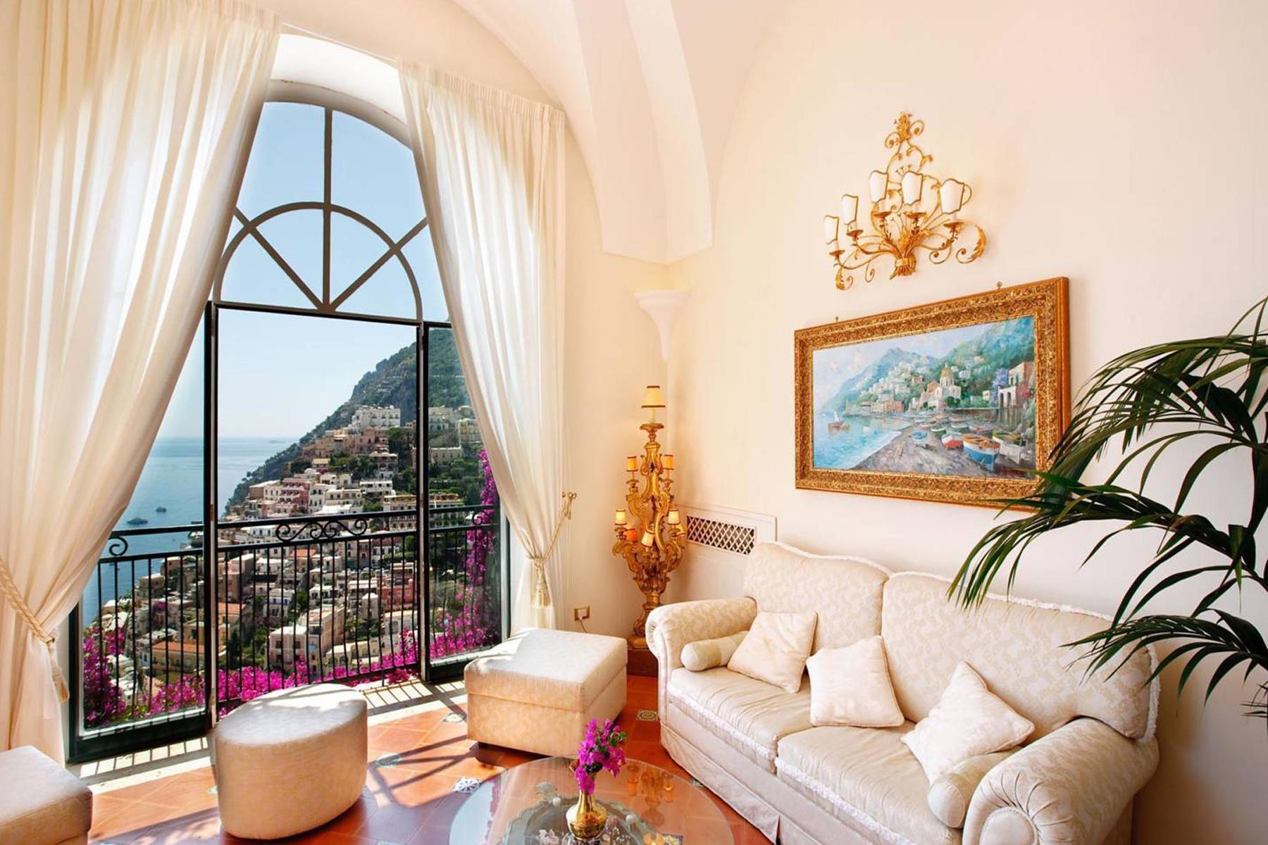 Herrliche Residenz mit Blcik auf Positano - 29