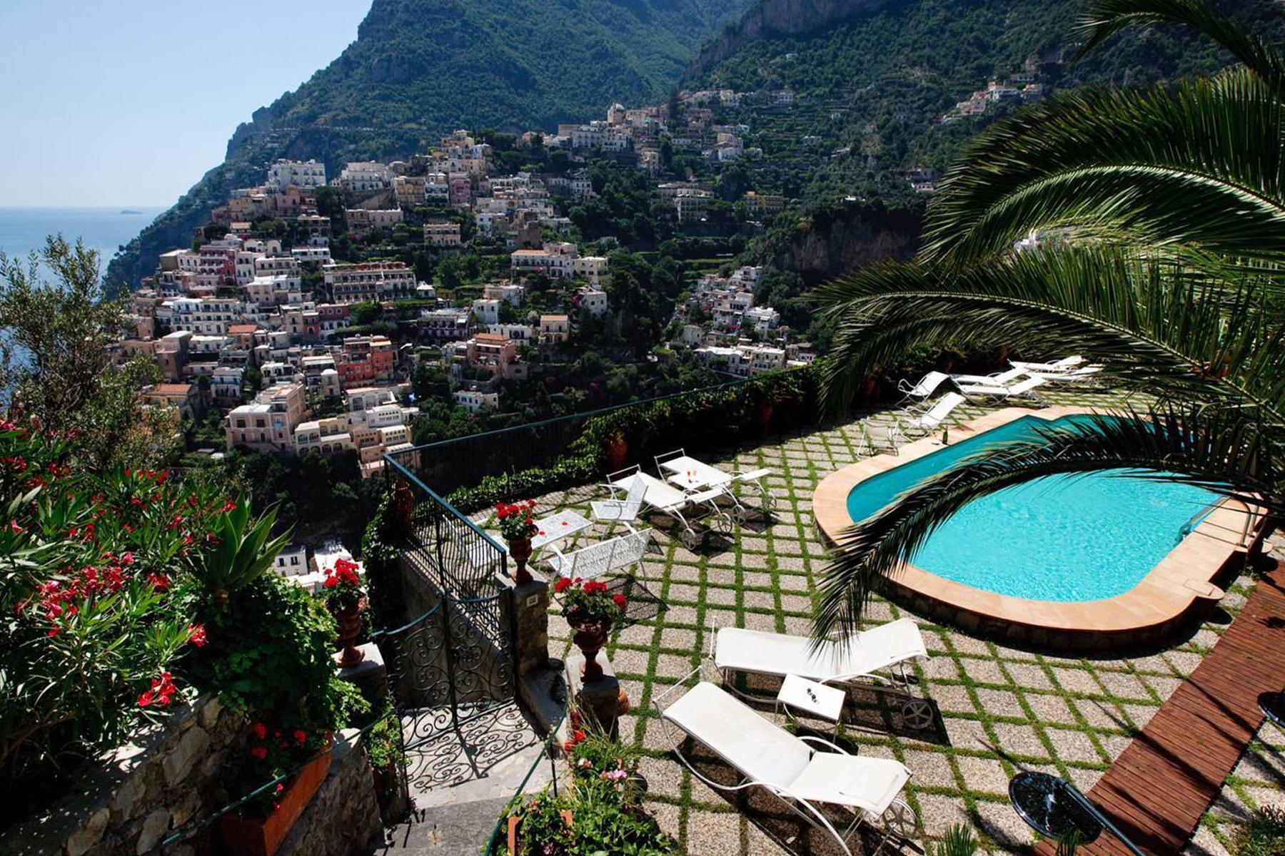Herrliche Residenz mit Blcik auf Positano - 30
