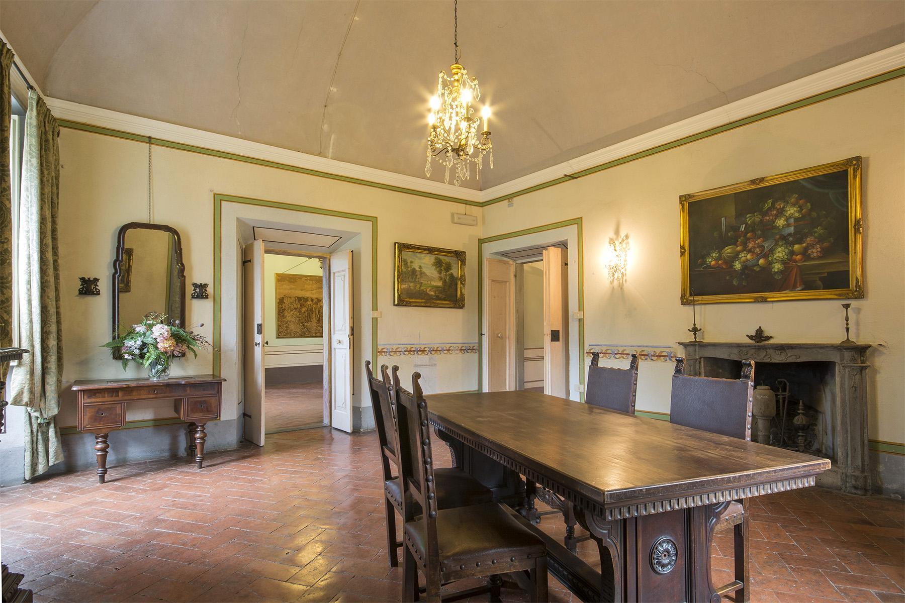Meravigliosa Villa Medicea sulle colline Pisane - 7