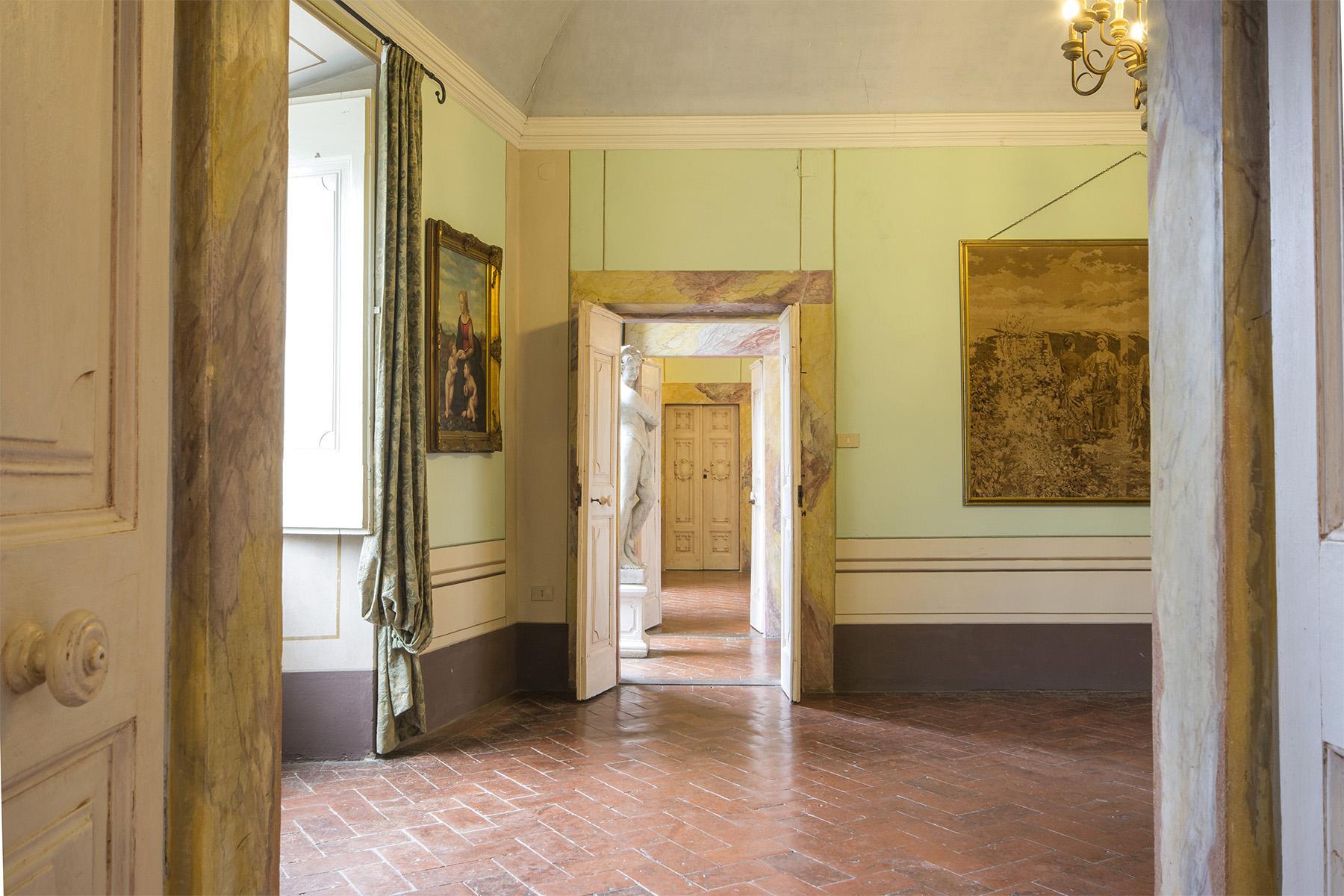 Meravigliosa Villa Medicea sulle colline Pisane - 8