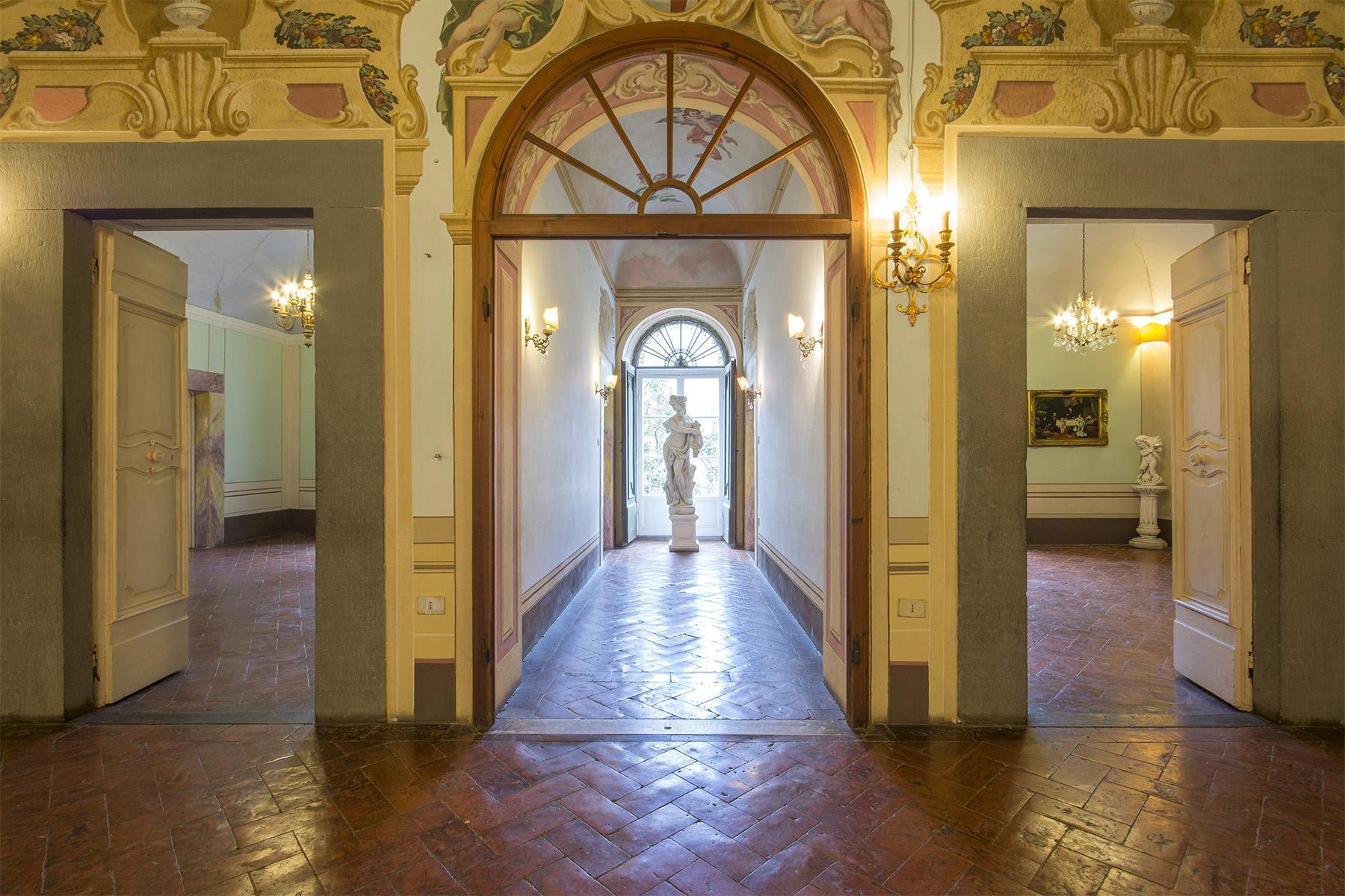 Meravigliosa Villa Medicea sulle colline Pisane - 5