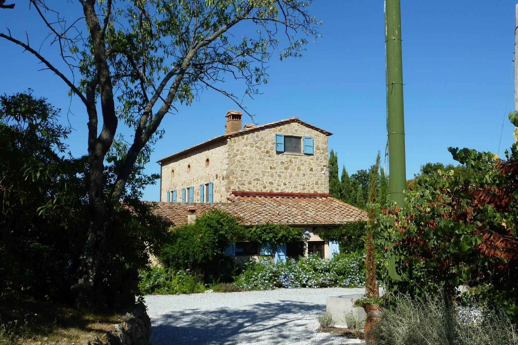 Wunderschöne toskanische Villa mit Pool - 4
