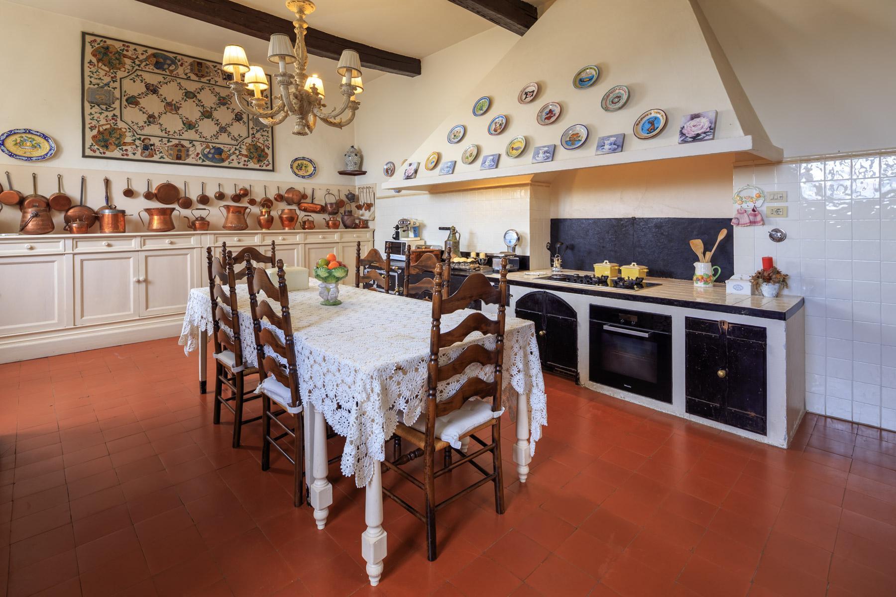 Wunderschöne Immobilien mit atemberaubendem Blick auf Florenz - 9