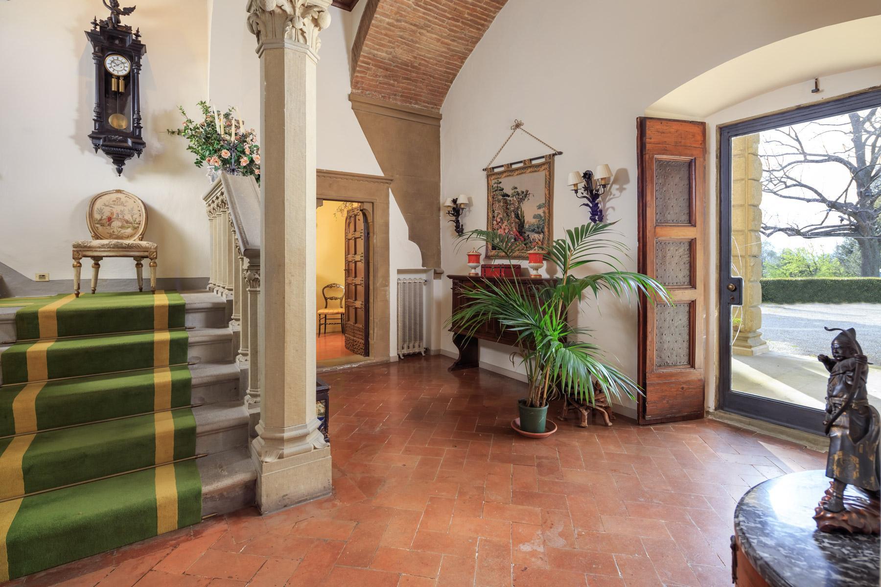 Wunderschöne Immobilien mit atemberaubendem Blick auf Florenz - 10
