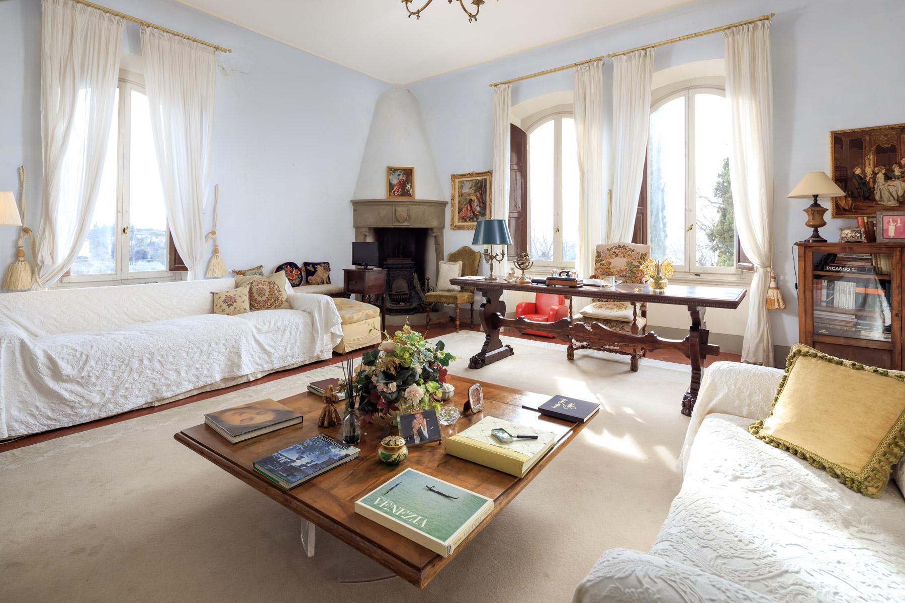 Magnifique propriété avec une vue imprenable sur Florence - 11