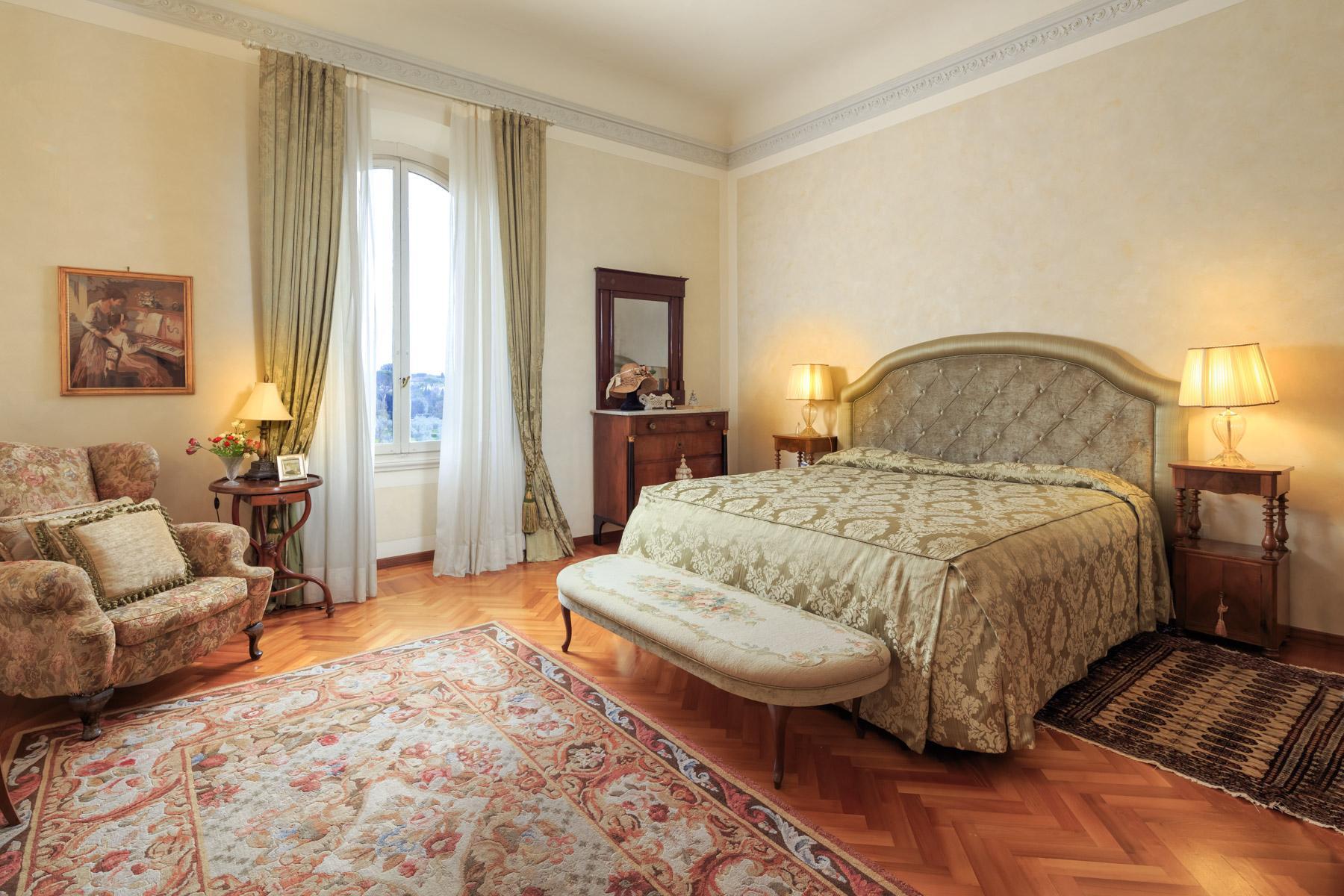 Wunderschöne Immobilien mit atemberaubendem Blick auf Florenz - 12