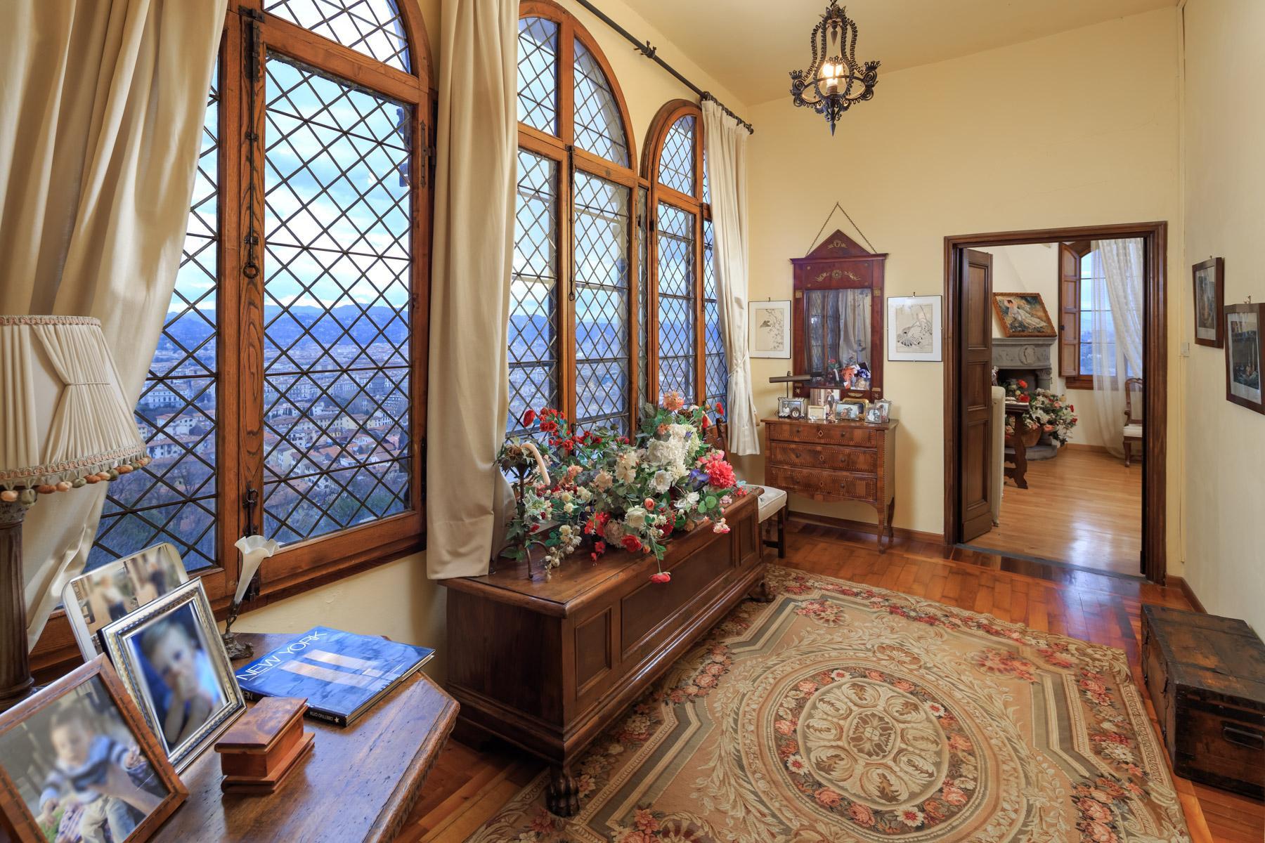 Wunderschöne Immobilien mit atemberaubendem Blick auf Florenz - 17
