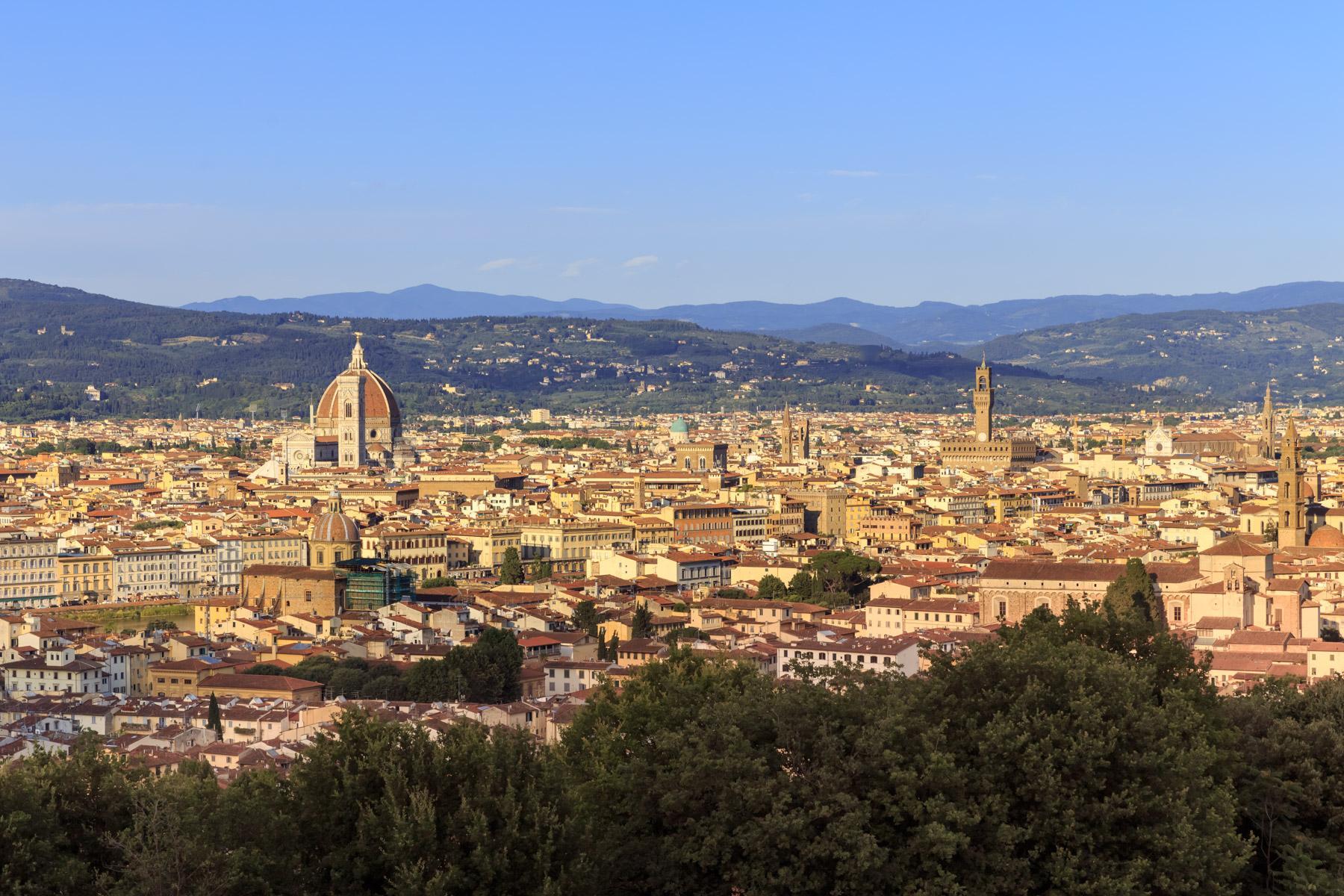Wunderschöne Immobilien mit atemberaubendem Blick auf Florenz - 18