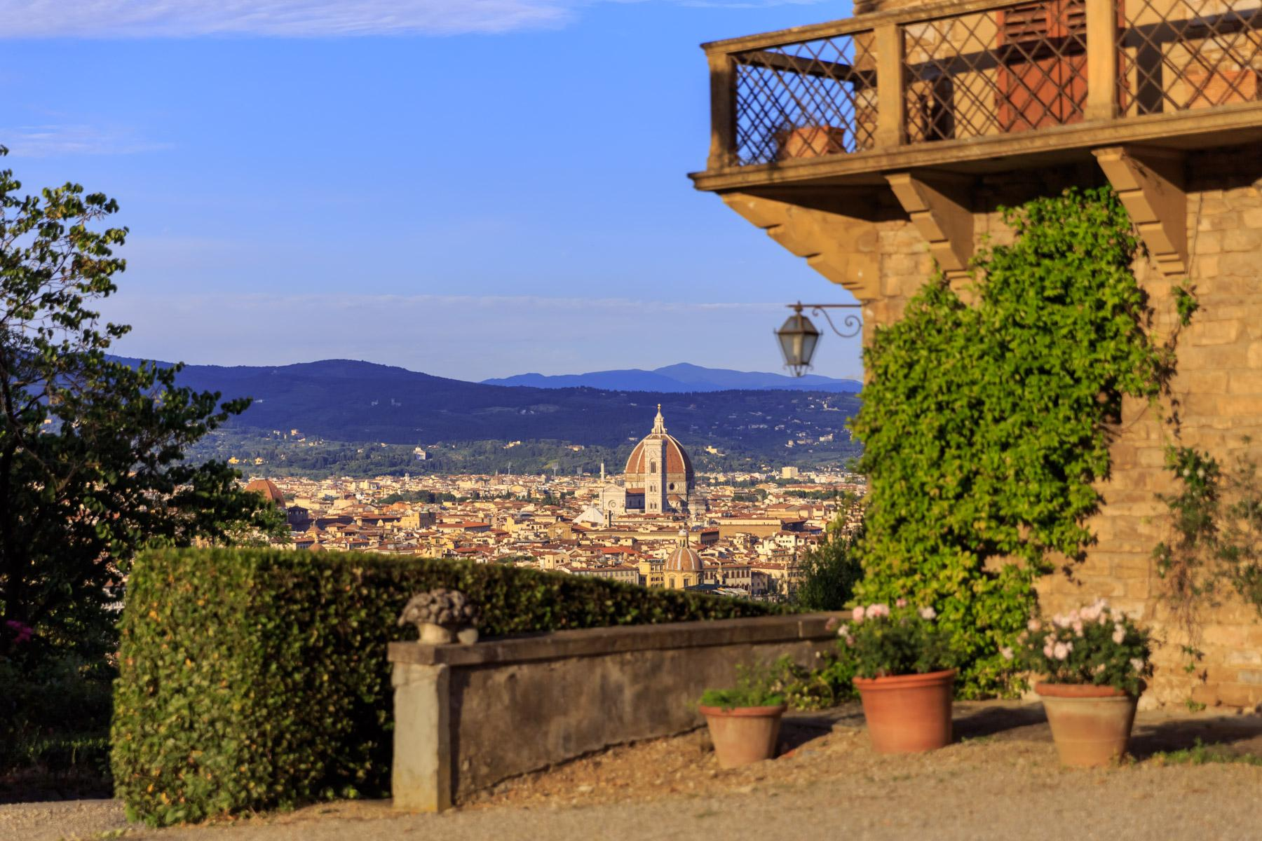 Wunderschöne Immobilien mit atemberaubendem Blick auf Florenz - 20