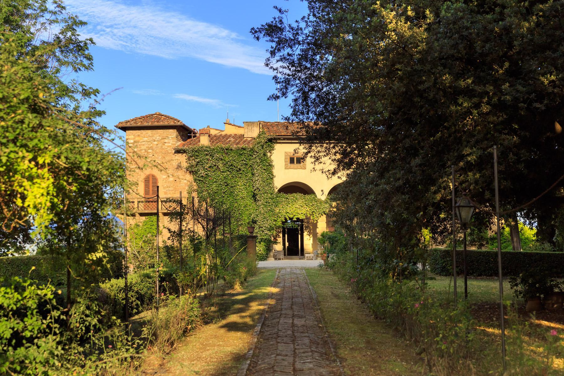 Wunderschöne Immobilien mit atemberaubendem Blick auf Florenz - 24