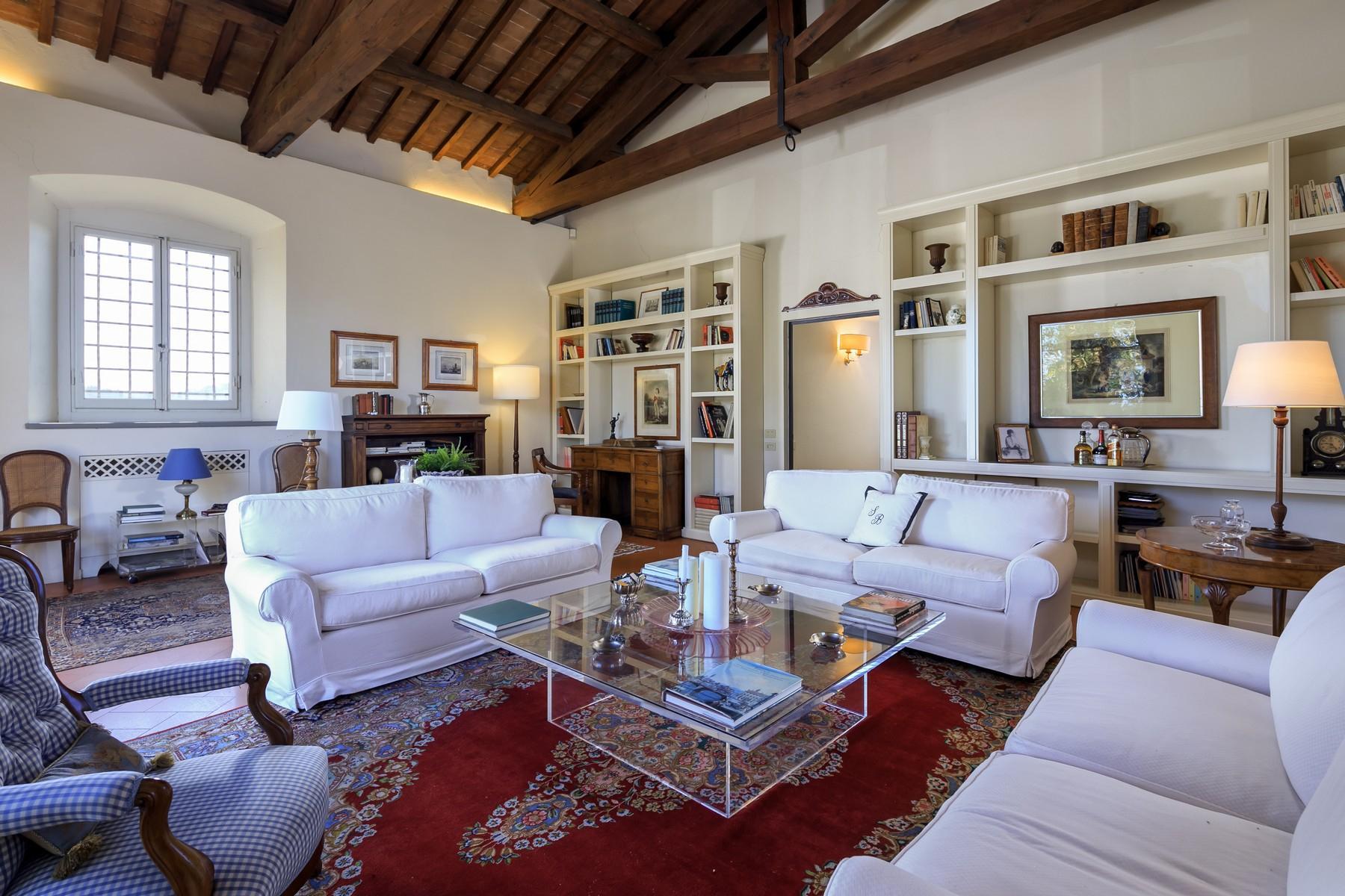 Wunderschöne Immobilien mit atemberaubendem Blick auf Florenz - 25