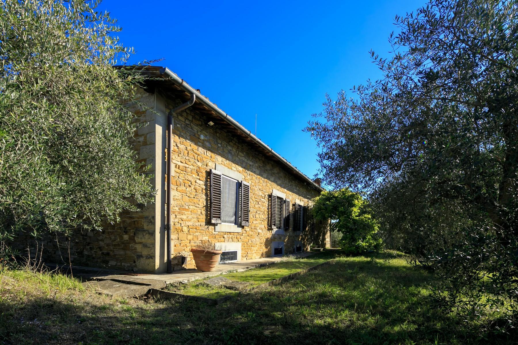 Wunderschöne Immobilien mit atemberaubendem Blick auf Florenz - 27