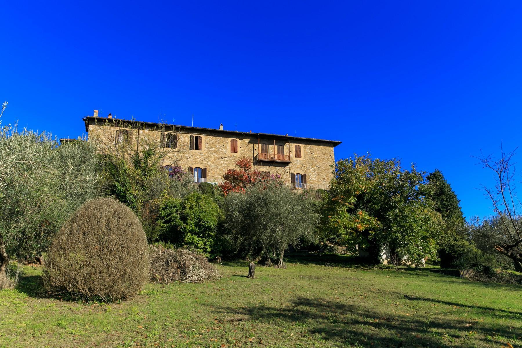 Wunderschöne Immobilien mit atemberaubendem Blick auf Florenz - 35