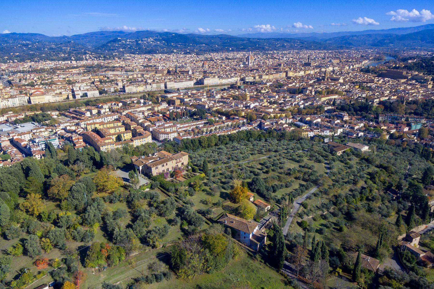 Wunderschöne Immobilien mit atemberaubendem Blick auf Florenz - 37