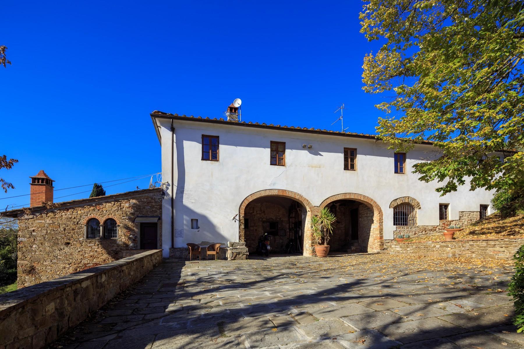 Wunderschöne Immobilien mit atemberaubendem Blick auf Florenz - 31