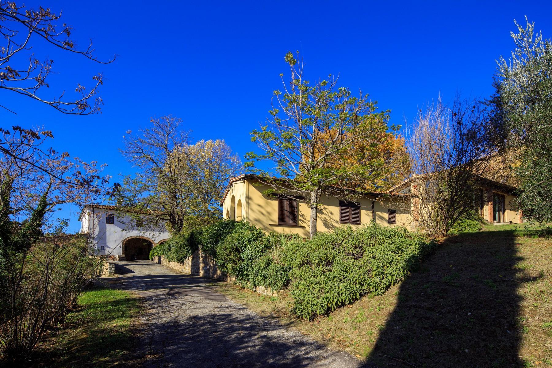 Wunderschöne Immobilien mit atemberaubendem Blick auf Florenz - 34