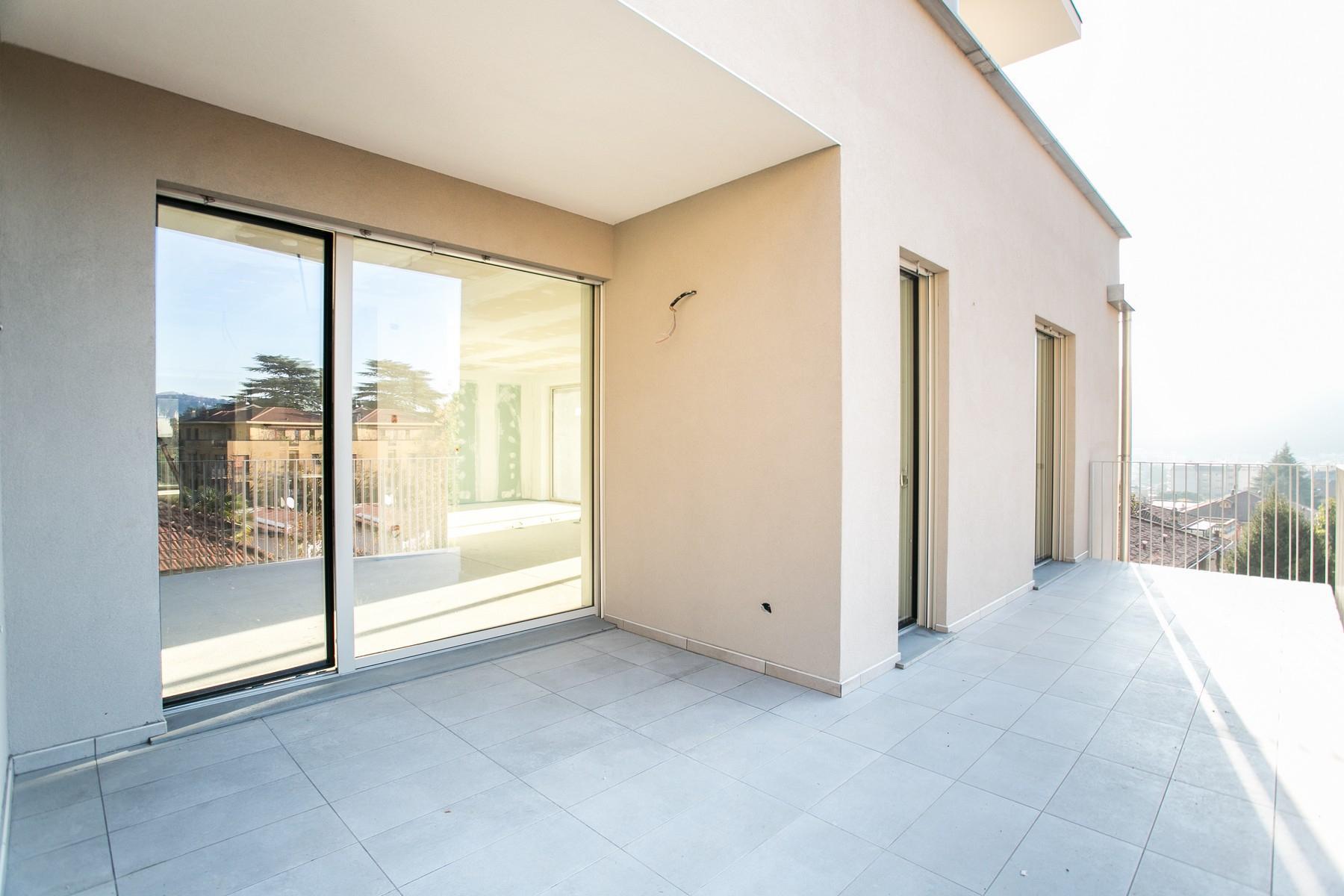 Exclusif appartement neuf en position panoramique - 13