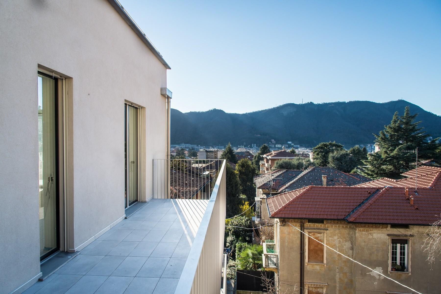 Exclusif appartement neuf en position panoramique - 10
