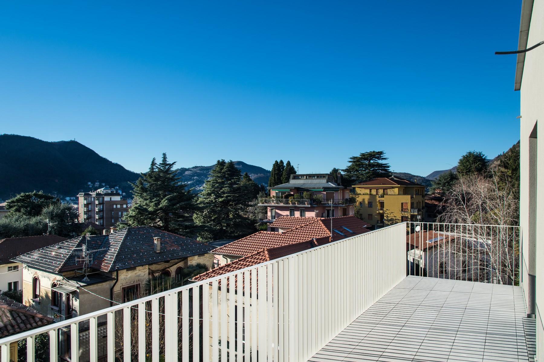 Exclusif appartement neuf en position panoramique - 11