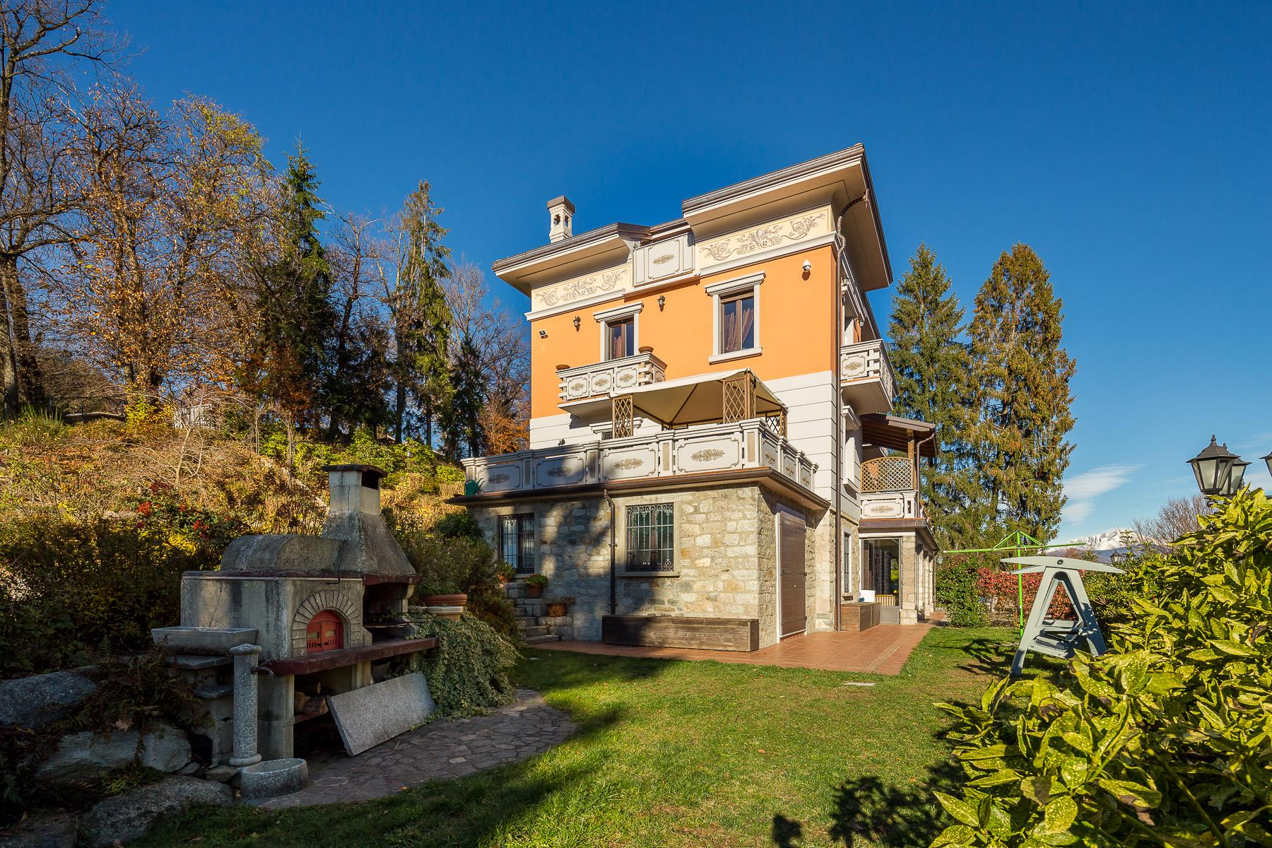 Elegance and history on the hills of Stresa - 27