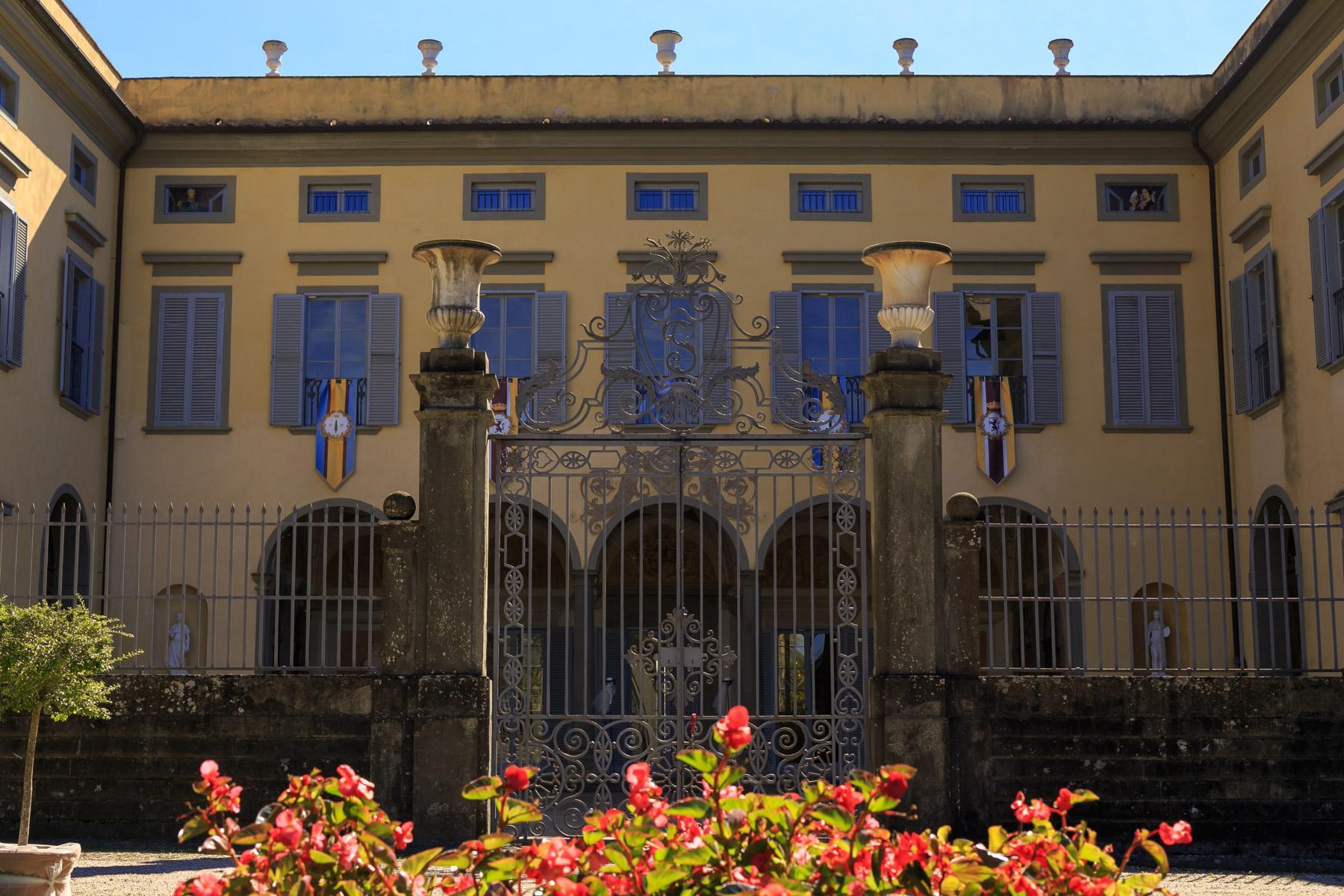 Wunderschöne Villa aus dem 16. Jahrhundert - 23