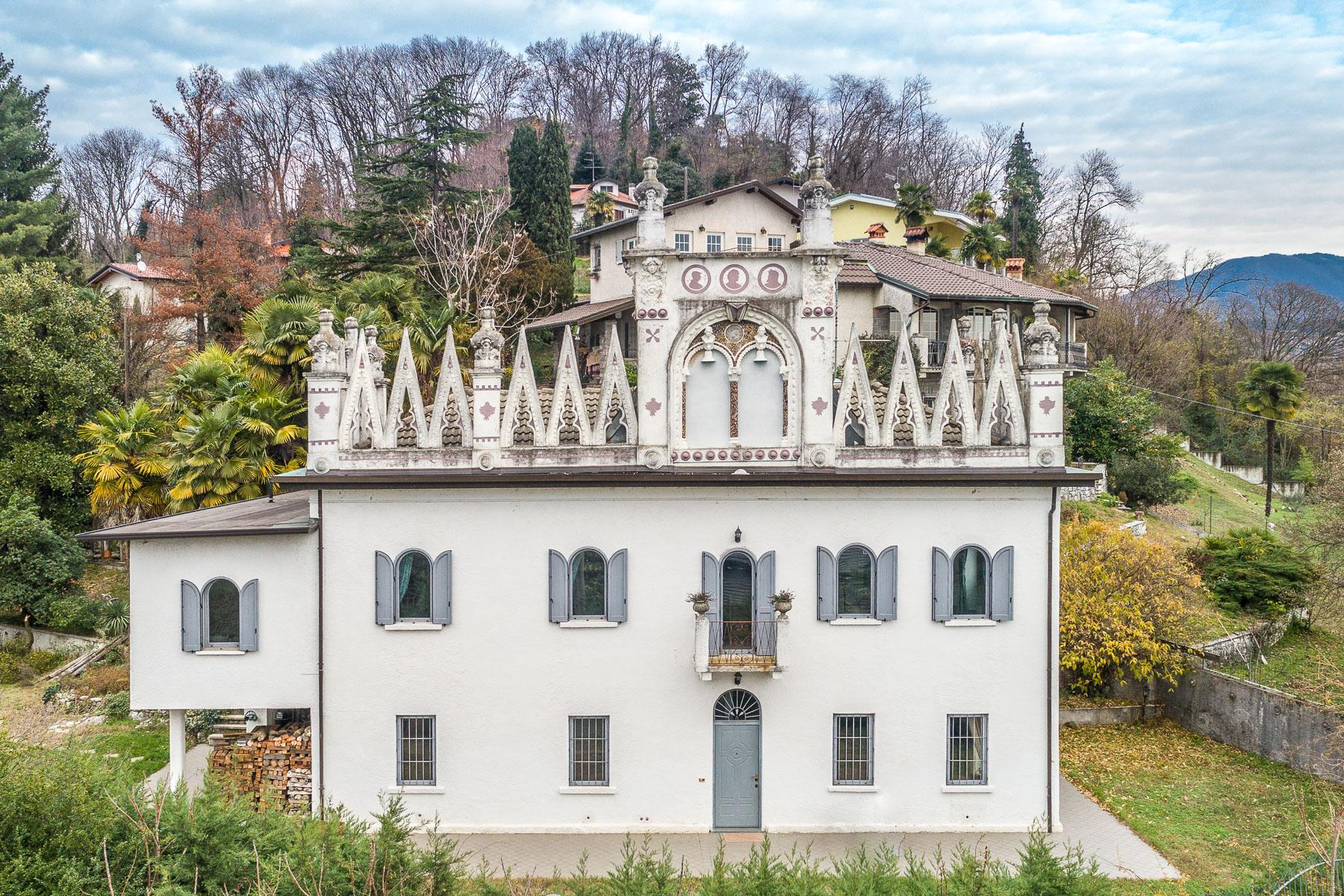 19th century-Villa on Lake Maggiore - 5