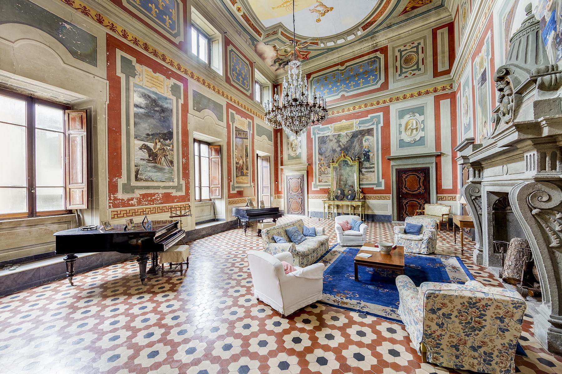 Прекрасный дворец в стиле Ренессанса - 9