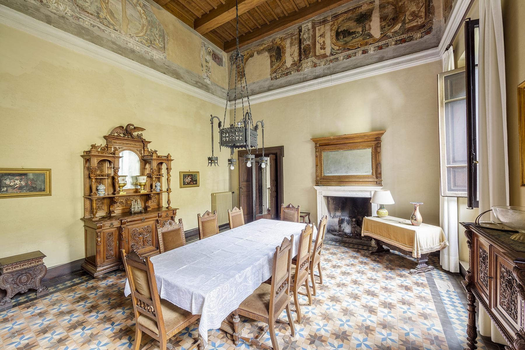 Прекрасный дворец в стиле Ренессанса - 18