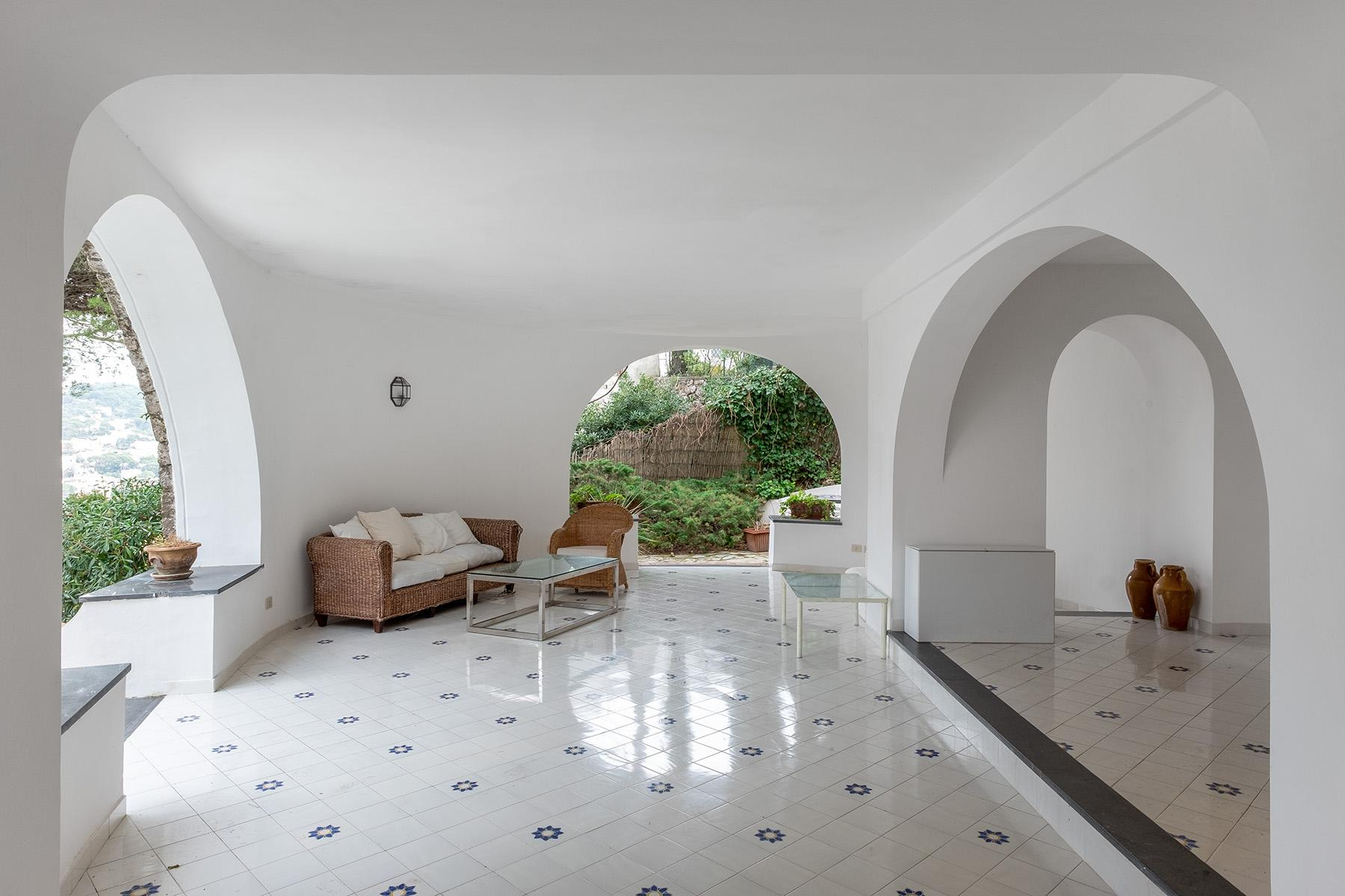 Stunning villa with swimming pool a few steps from the Capri Center - 16