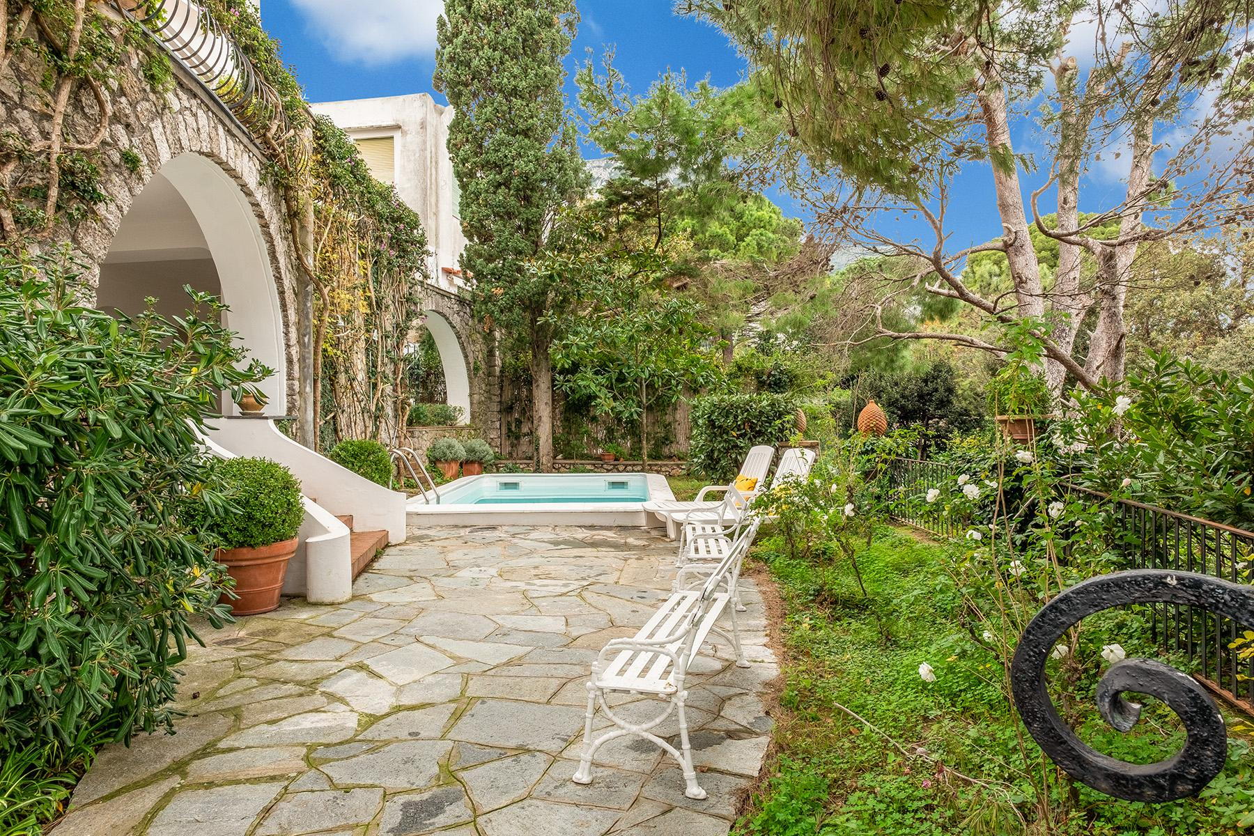 Stunning villa with swimming pool a few steps from the Capri Center - 27