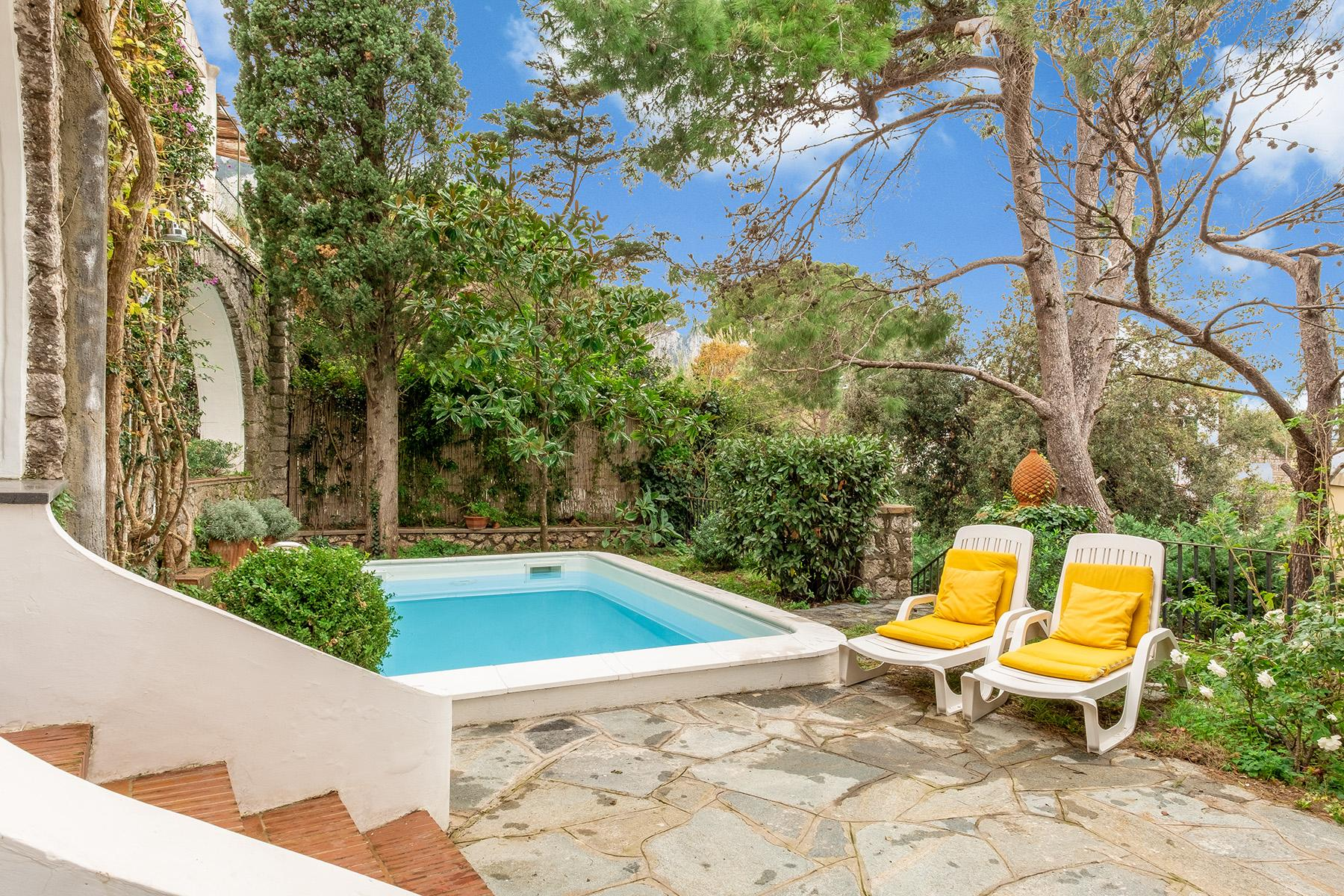Stunning villa with swimming pool a few steps from the Capri Center - 28