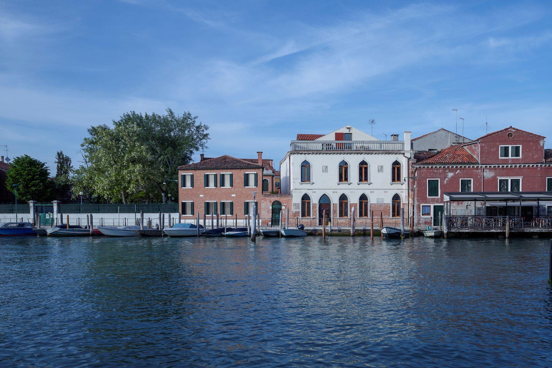 Palazzetto de Verre Murano waterfront - 33
