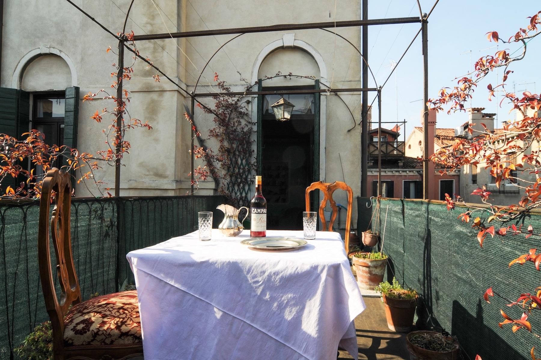 Элегантный бельэтаж с террасой в районе Santa Croce - 5