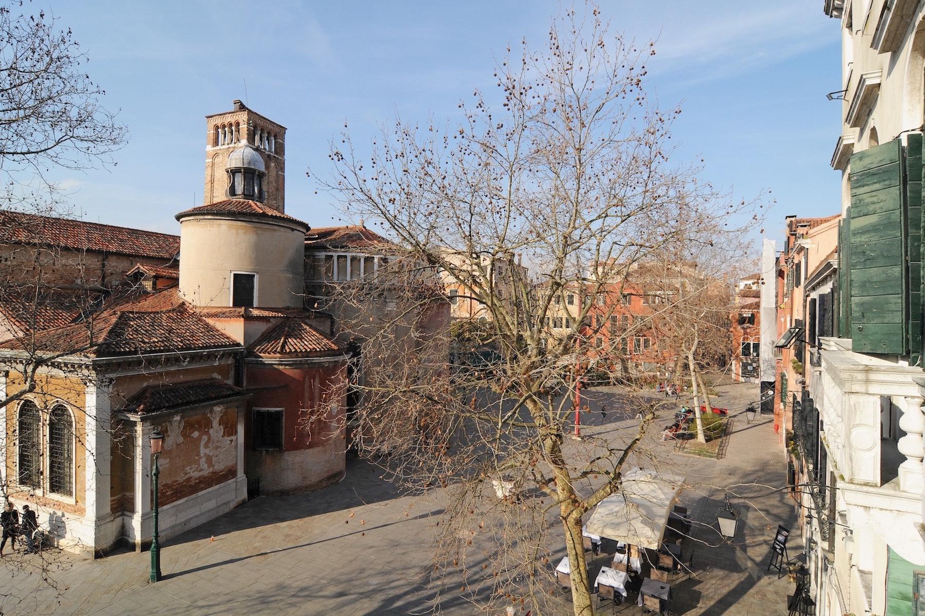 Elegante erste Etage mit Terrasse in Santa Croce - 12
