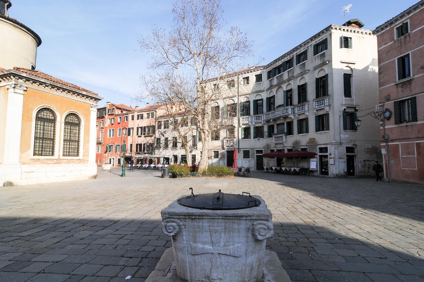 Elegante erste Etage mit Terrasse in Santa Croce - 13