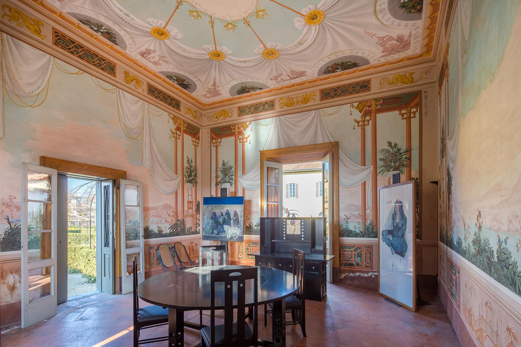 Charmante villa avec jardin à l'italienne et parc - 14