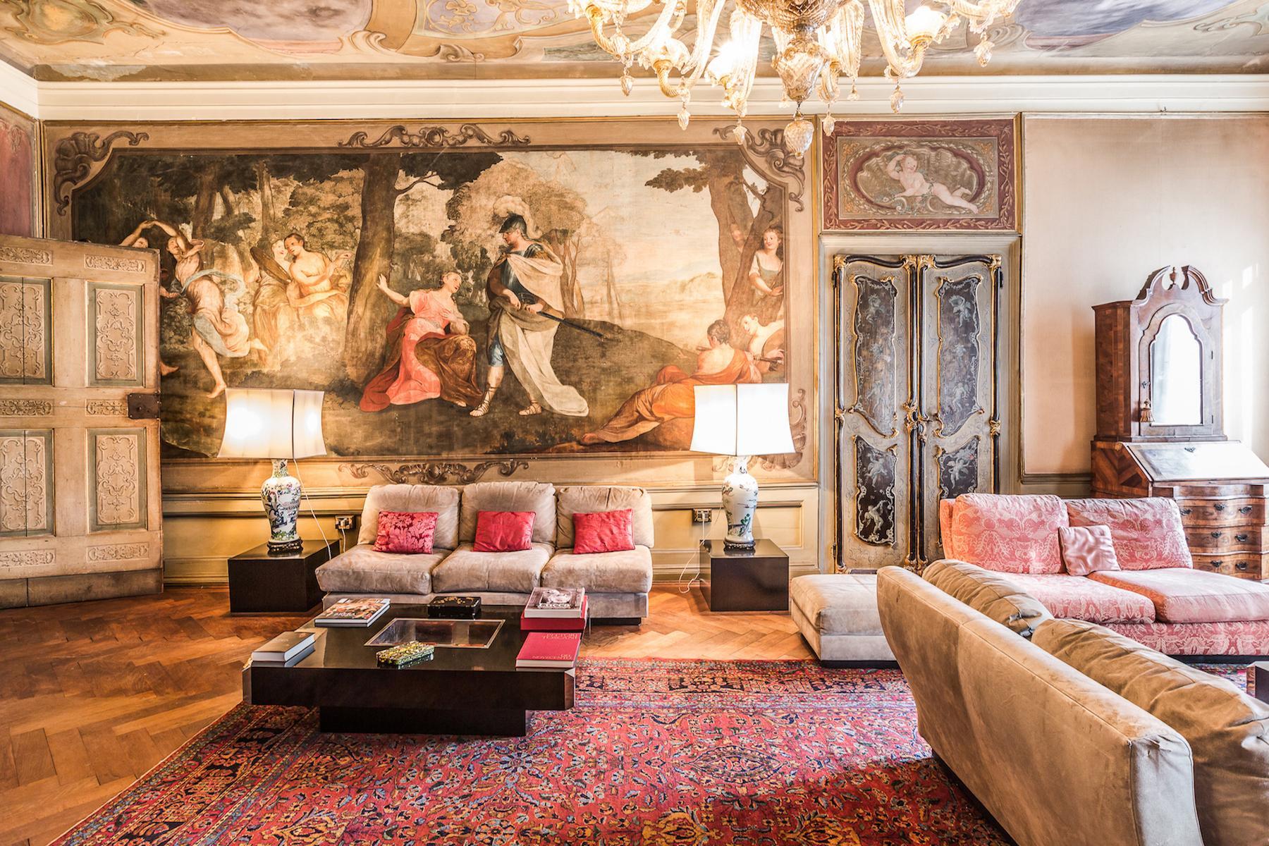 Wunderschöne Wohnung im Santo Stefano Stadtviertel - 2
