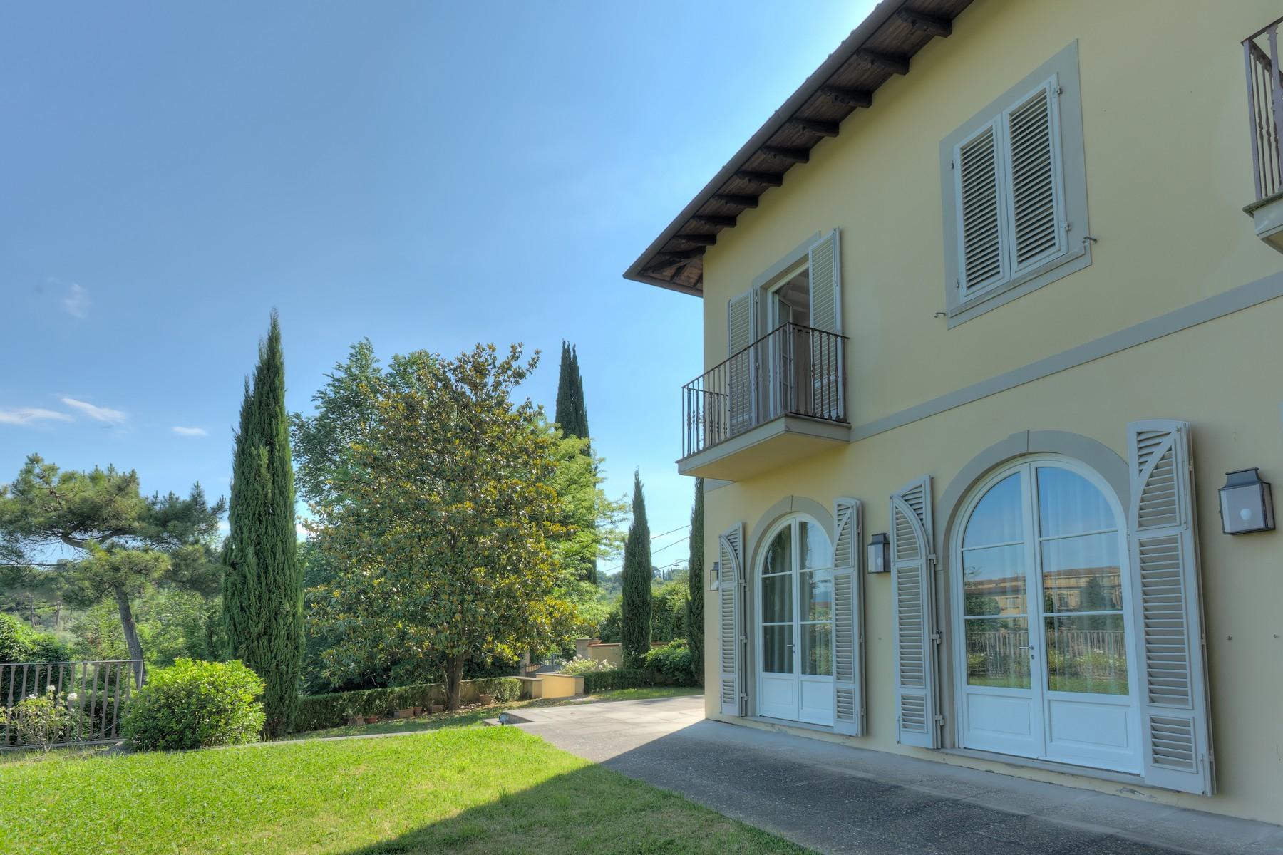 Splendida villa sulla collina di Arcetri - 3