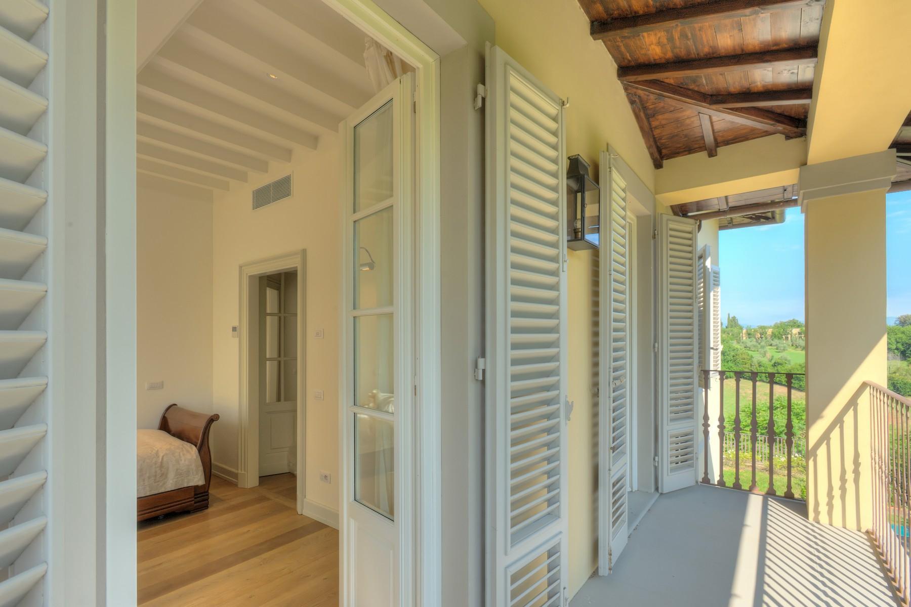 Magnifique villa sur la colline d'Arcetri - 14